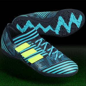 ジュニアネメシスタンゴ17.3TFレジェンドインクF17×ソーラーイエロー【adidas|アディダス】ジュニアトレーニングシューズby2473