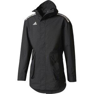 TANGOCAGEオールウェザージャケットブラック【adidas|アディダス】サッカーフットサルウェアーdmb33-br1533