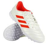ジュニア コパ 19.3 TF J オフホワイト×ソーラーレッド 【adidas|アディダス】サッカーフットサルジュニアトレーニングシューズd98084
