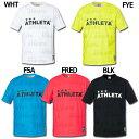 【ゆうパケット配送】アンブロ Jr.GKシャツ ジュニア UAS6707GJ-MRED