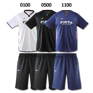 プラクティススーツ 【FINTA?フィンタ】サッカーフットサルウェアーft8104