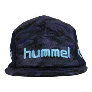 ジュニアフットボールキャップ【hummel|ヒュンメル】サッカーフットサルアクセサリーhfj4051