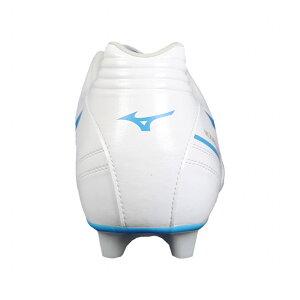 モナルシーダNEO2SWKLホワイト×サックス【MIZUNO|ミズノ】サッカースパイクp1ga210718