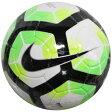 チームプレミア FIFA 5号球 ホワイト×シルバー 【NIKE|ナイキ】サッカーボール5号球sc2971-100-5