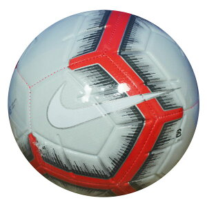 ストライクピュアプラチナ×ウルフグレー【NIKE|ナイキ】サッカーボール4号球sc3310-043-4