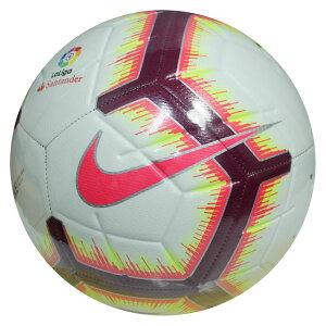 LLストライクホワイト×ピンクフラッシュ【NIKE|ナイキ】サッカーボール4号球sc3313-100-4