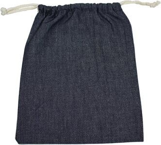 レアルマドリッドデニム巾着袋クラブチームアクセサリーrm33041