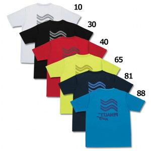 ハイスドロウ半袖プラシャツ【PENALTY|ペナルティ】サッカーフットサルウェアーpt9137