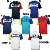 バイカラープラシャツ 【SVOLME|スボルメ】サッカーフットサルウェアー161-67000