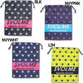 スターシューズ袋 【SVOLME|スボルメ】サッカーフットサルアクセサリー171-26529