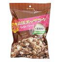 琉球ポップコーン(黒糖味)80g その1