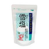 宮古島の自然塩!雪塩(ゆきしお)60g  │ソルト│