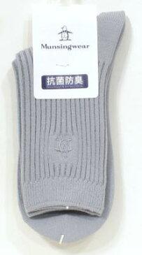マンシング レディース 靴下 JALJ001 抗菌防臭【22〜24cm】
