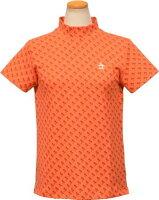マンシングレディースハイネック半袖カットソーJWLJ216サンスクリーン半袖ポロシャツ