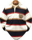 セール マクレガー メンズ 長袖ラガーシャツ 111619601 L/LL - ケンシマダ