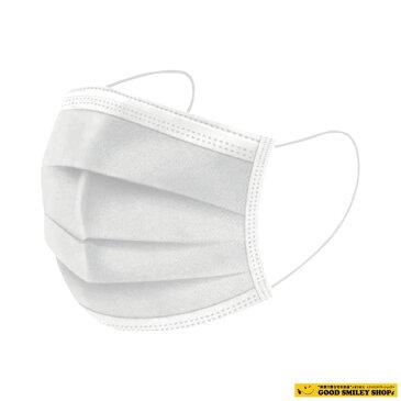 フェイスマスク100枚 マスク 三層構造 50枚入り*2箱セット (100枚!!) MASK PM2.5 花粉 細菌 衛生 ウイルス ガード ふつうサイズ BFE 99%カット