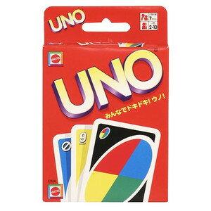 UNO UNO 卡遊戲類比遊戲桌上的遊戲 P12Oct15