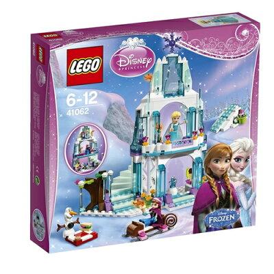 レゴ ディズニープリンセス エルサのアイスキャッスル 41062【新品】 LEGO Disne…