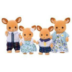 森林家族 Chica 家庭 FS 13 娃娃時尚娃娃