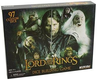 主環骰子建設遊戲 (指環王) 板類比遊戲桌遊戲 Bodog