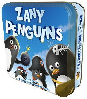 為什麼不-筆 ginnz (滑稽 Pengins) 類比遊戲桌上的遊戲卡片遊戲