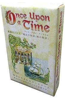 很久以前一個新故事的神奇故事 / 海,日本版擴展集 1 類比遊戲桌上游戲紙牌遊戲