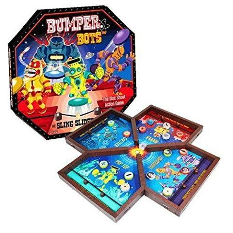 Bumper Bots (バトルボッツ)【並行輸入品】【新品】ボードゲーム アナログゲーム テーブルゲーム ボドゲ