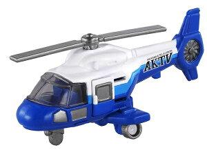 トミカ ハイパーレスキュー ドライブヘッド DHT-06 AKTV報道ヘリコプター【新品】 ミニカー TOMICA ハイパー