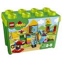 レゴ デュプロ みどりのコンテナスーパーデラックス おおきなこうえん 10864【新品】 LEGO 知育玩具