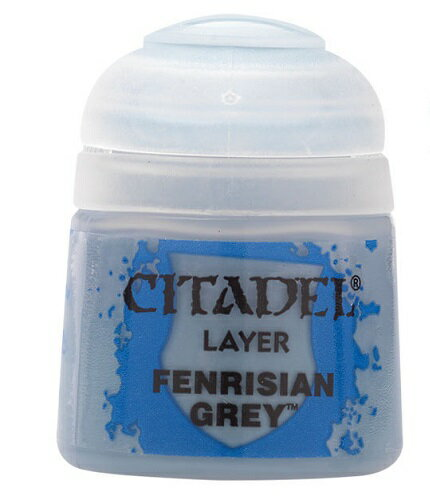 ホビー工具・材料, 塗料・塗料用品  Fenrisian Grey 22-68