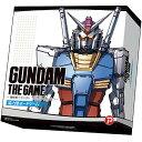 GUNDAM THE GAME -機動戦士ガンダム:ガンダム大地に立つ‐【新品】 ボードゲーム アナログゲーム テーブルゲーム ボドゲ