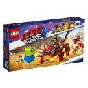 レゴ ムービー ウルトラキャットと戦士ルーシー 70827【新品】 LEGO MOVIE 知育玩具