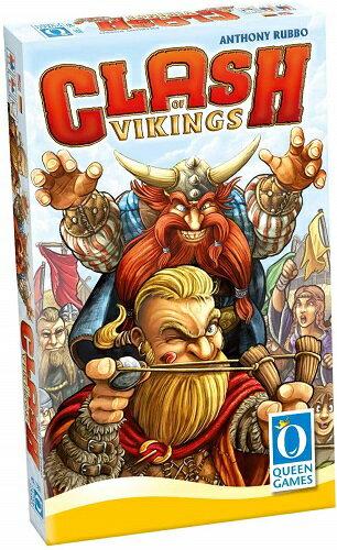 ゲーム, ボードゲーム (Clash Vikings)
