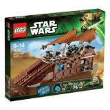 レゴ スター・ウォーズ ジャバのセールバージ 75020【新品】 LEGO スターウォーズ P12Oct15