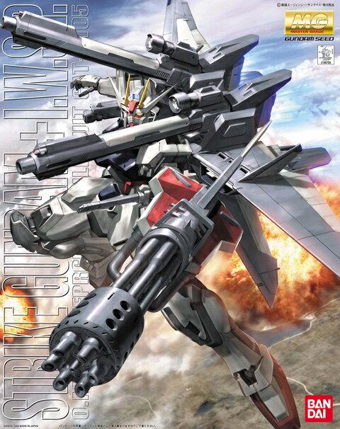 プラモデル・模型, ロボット MG 1100 GAT-X105 I.W.S.P. (SEED)()