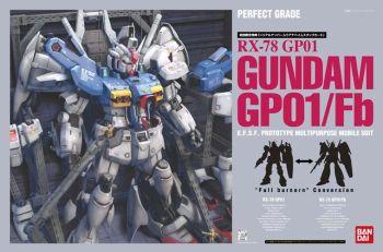 プラモデル・模型, ロボット PG 160 RX-78GP01Fb 1 (0083)()