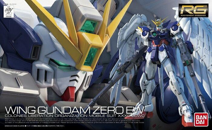 Gundam Wing Toys RG 1144 (017)XXXG-00W0 EW (W En...