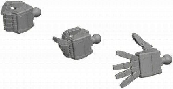 プラモデル・模型, ロボット  HD 1144 MS03 (S)