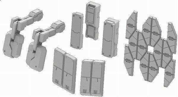 プラモデル・模型, ロボット  HD MS 01 ()