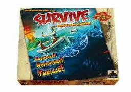 サバイブ!(アイランド) (Survive: Escape from Atlantis!)【新品】 ボードゲーム アナログゲーム テーブルゲーム ボドゲ 【宅配便のみ】