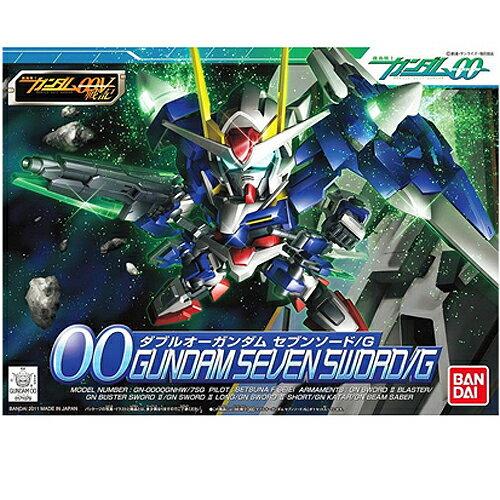 gundam 00 toys No.368 GN-00007S G (00)() SDBB