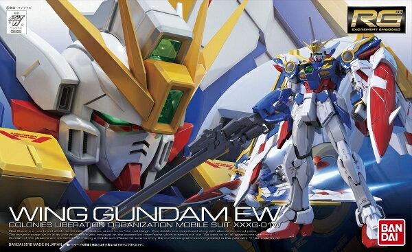 プラモデル・模型, ロボット RG 1144 (020) XXXG-01W EW (W )