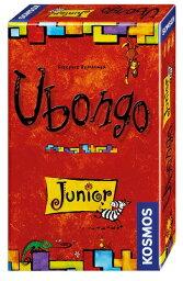 Ubongo Junior Mitbringspiel (ウボンゴジュニアミニ) 【並行輸入品】【新品】ボードゲーム アナログゲーム テーブルゲーム ボドゲ 【メール便不可】