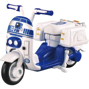 トミカ スター・ウォーズ SC-05 スター・カーズ R2-D2 スクーター【新品】 STAR WARS ミニカー TOMICA クリスマス プレゼント【メール便不可】