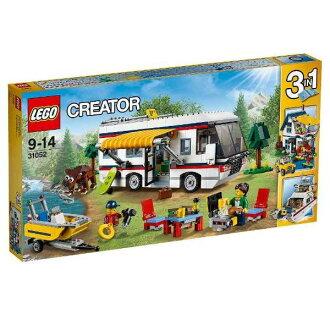 Lego創造者露營車31052 LEGO智育玩具