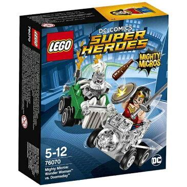 レゴ スーパー・ヒーローズ マイティマイクロ:ワンダーウーマン vs ドゥ【新品】 LEGO MARVEL 知育玩具 【メール便不可】