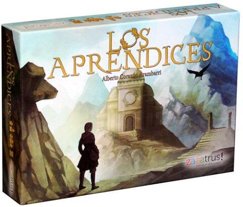Los Aprendices【並行輸入品】【新品】ボードゲーム アナログゲーム テーブルゲーム ボドゲ 【宅配便のみ】