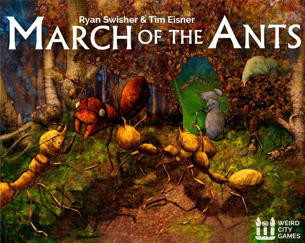 ファミリートイ・ゲーム, ボードゲーム March of the Ants
