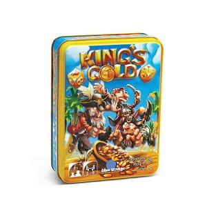 王の金貨(King's Gold) Kleeblatt社日本語説明書付き【新品】 ボードゲーム アナログゲーム テーブルゲーム ボドゲ 【メール便不可】