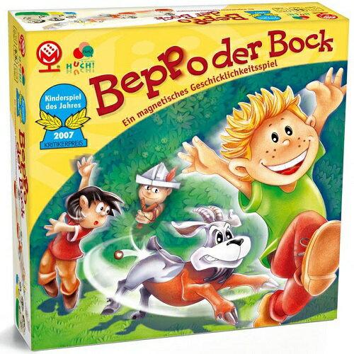 やぎのベッポ(Beppo der Bock) Kleeblatt社日本語説明書付き【新品】 ボードゲーム アナログゲーム テーブルゲーム ボドゲ 【宅配便のみ】
